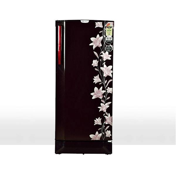 Godrej 210 L 3 Star Direct Cool Single Door Refrigerator(RD EdgePro 210 CT 3.2, Jasmine wine)