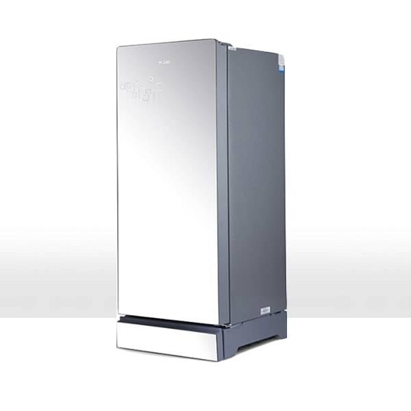 Haier 195 L Direct Cool Single Door 5 Star Refrigerator (Mirror Glass, HRD-1955PMG-E)