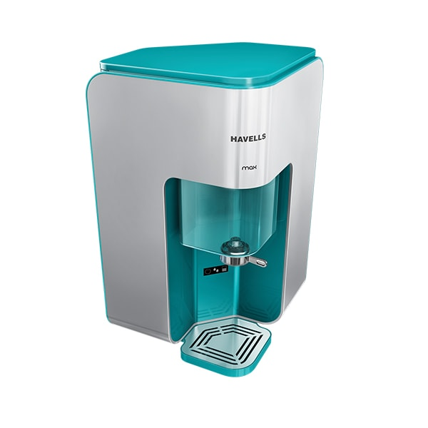 Havells Max RO+UV+Mineralizer, 8 Litres Water Purifier with Revitalizer
