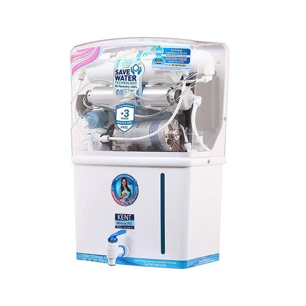 Kent Grand 8-Litre Mineral RO and UV/UF Water Purifier