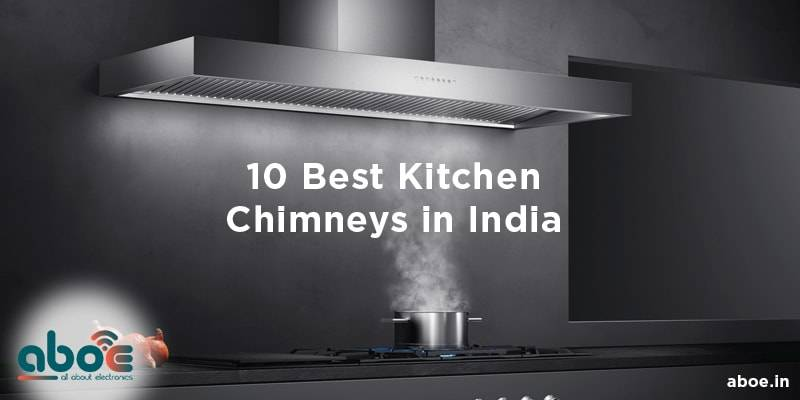 10 Best Kitchen Chimney in India
