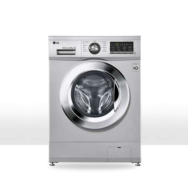 LG 8.0 kg Inverter Fully-Automatic Front Loading Washing Machine