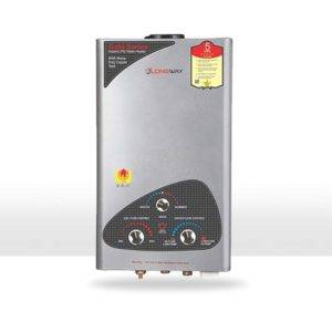 LONGWAY Xolo Gold DLX Instant Gas Water Heater Geyser