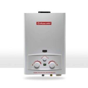 Racold PNG Gas Water heater with LED Temperature Display (White)