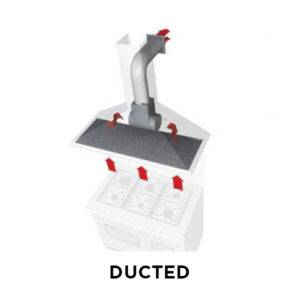 Ducted-rangehood