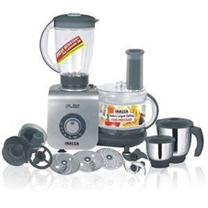 inalsa food processor maxie premia 800 watt