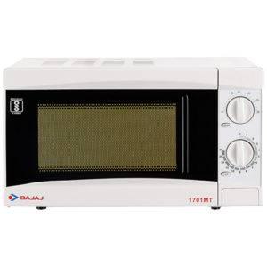Bajaj 17 L Solo Microwave Oven (1701 MT)