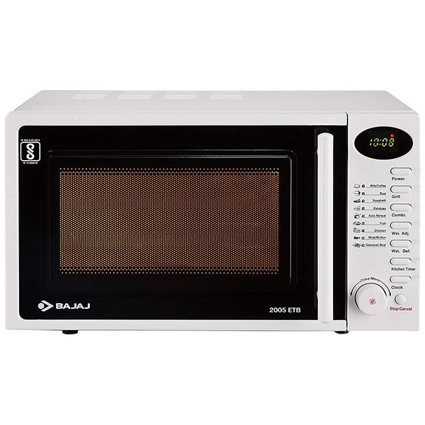 Bajaj 20 L Grill Microwave Oven (2005 ETB)