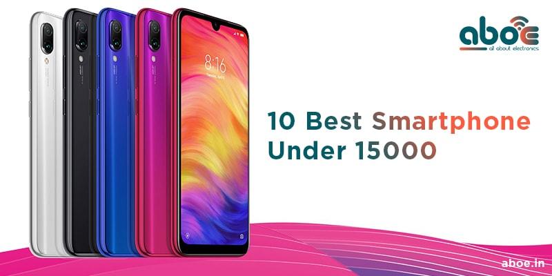 Best Smartphone Under 15000 In India