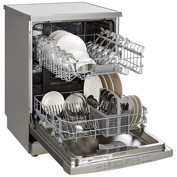 Bosch Free-Standing 12 Place Settings Dishwasher (SMS60L18IN)