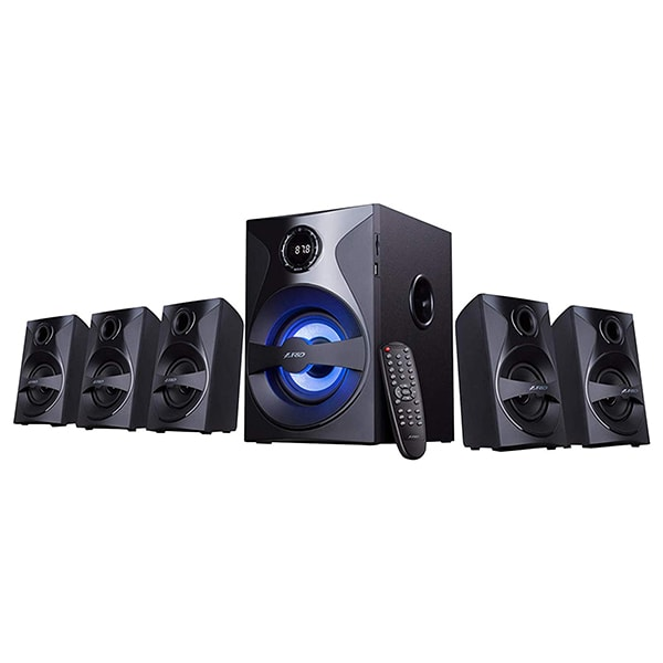 F&D F3800X 5.1 Channel Multimedia Bluetooth Speakers