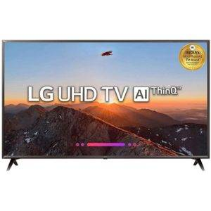 LG 4K UHD LED Smart TV 49UK6360PTE