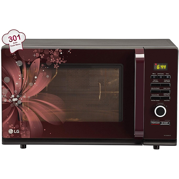 LG 32 L Convection Microwave Oven (MC3286BRUM)