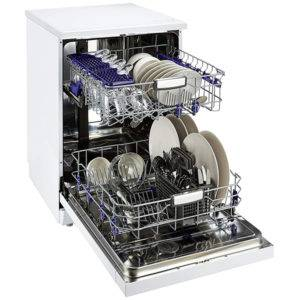 LG Free-Standing 14 Place Settings Dishwasher D1451WF