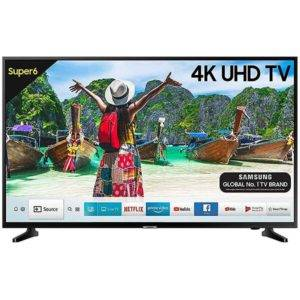 Samsung 4K UHD LED Smart TV UA43NU610