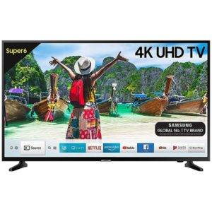 Samsung LED TV UA50NU6100