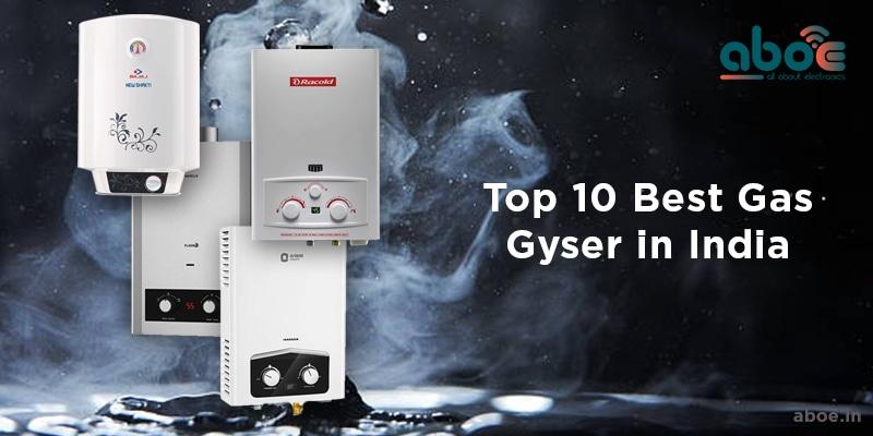Best Gas Geyser In India