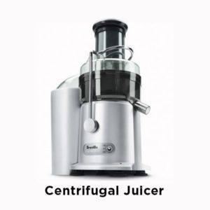 Centrifugal-Juicer