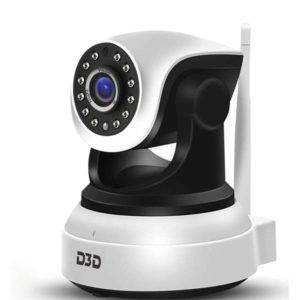 D3D Full HD CCTV 2MP (1920x1080)