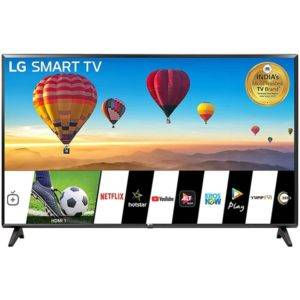 LG 80 cms (32 Inches) HD Ready LED Smart TV 32LM560BPTC
