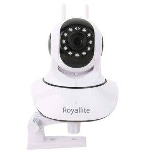 Royallite Wireless HD IP Wi-Fi CCTV Indoor Security Camera