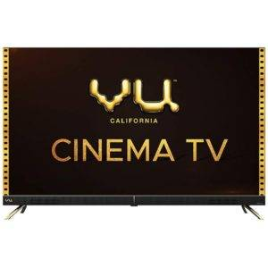 Vu 108 cm (43 inches) 4K Ultra HD
