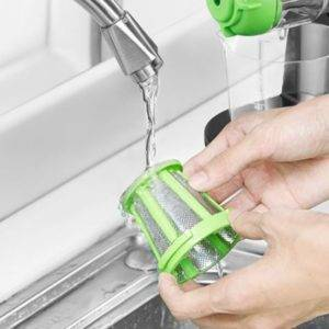 Always clean your juicer