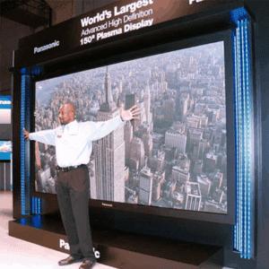 Plasma Screen TVs