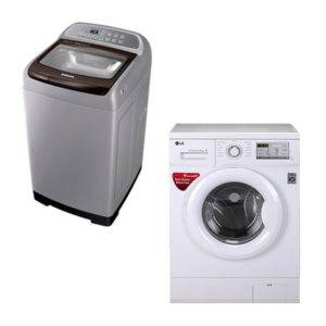 Automatic-Washing-Machine