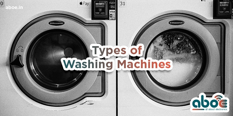 Types-Of-Washing-Machines