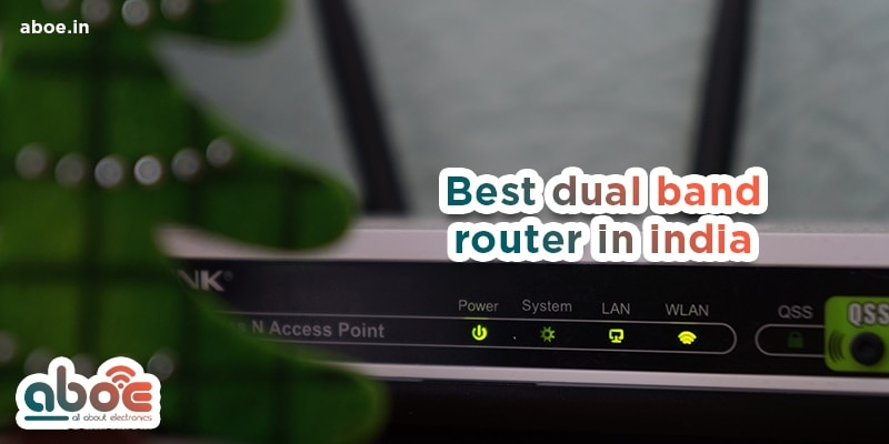 Best Dual Band Routers In India