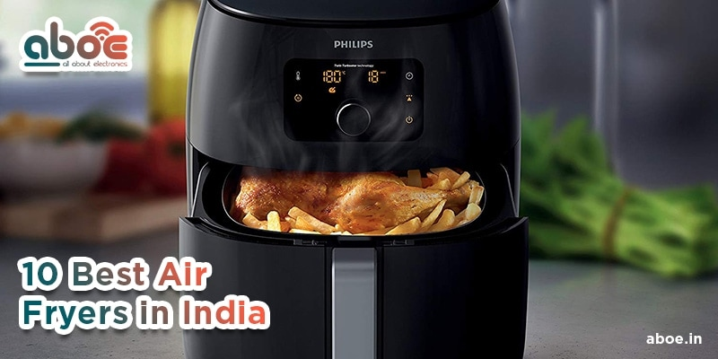 10-Best-Air-Fryers-in-India