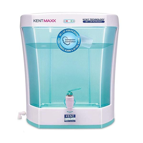 KENT Maxx 7-Litres - Best UV + UF Water Purifier