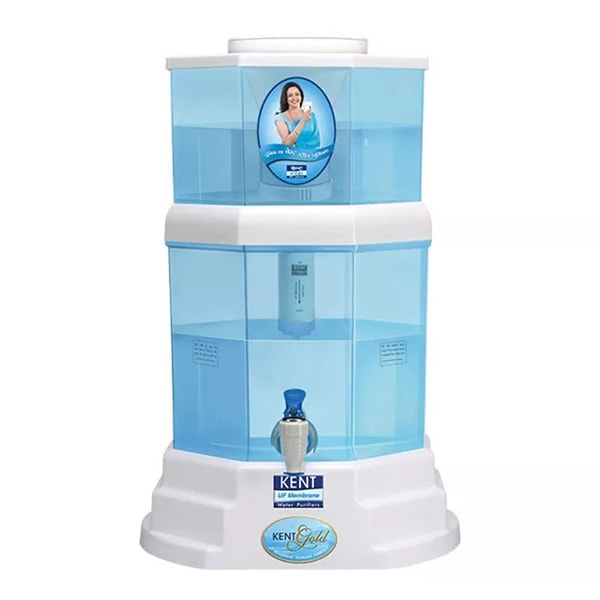 KENT Gold 20-Litres UF technology-based Gravity Water Purifier