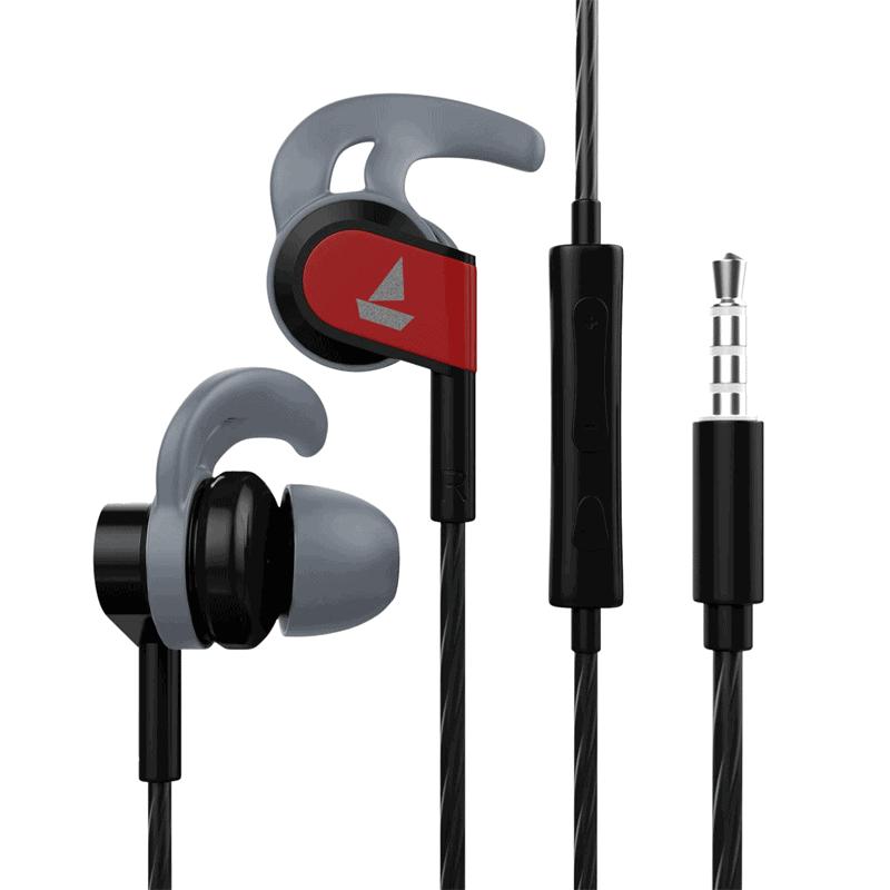 boAT Bassheads 242 in-Ear Wired Earphones