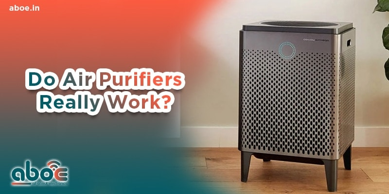 do air purifier really works