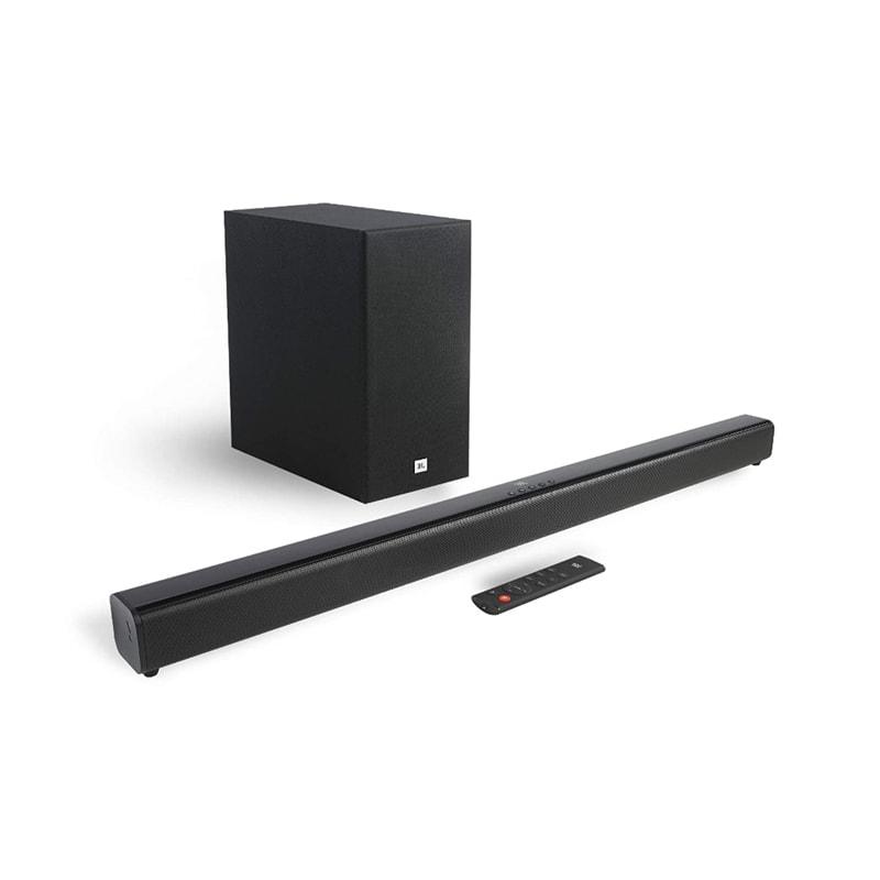 JBL Cinema SB261 2.1 Channel Soundbar with Wireless Subwoofer