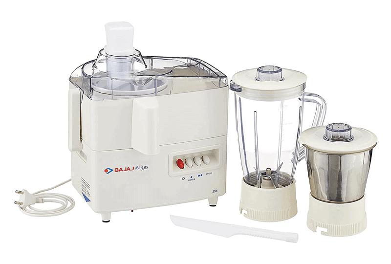 Bajaj Majesty JX 4 450-Watt Juicer