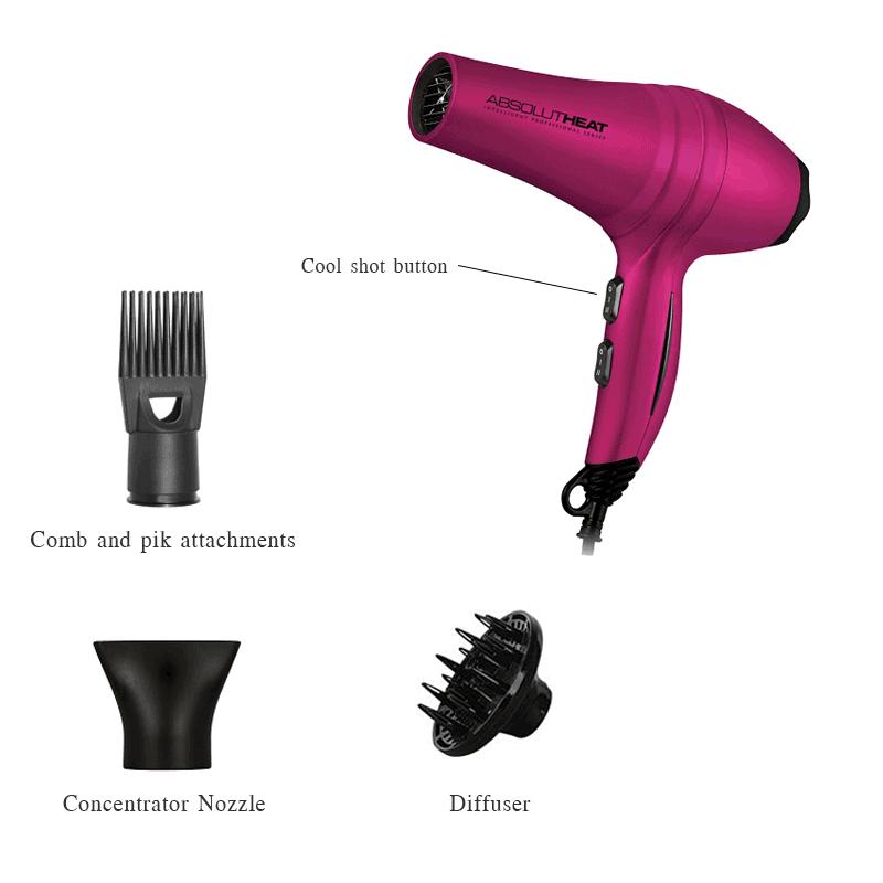 Accessories of Hair Dryer