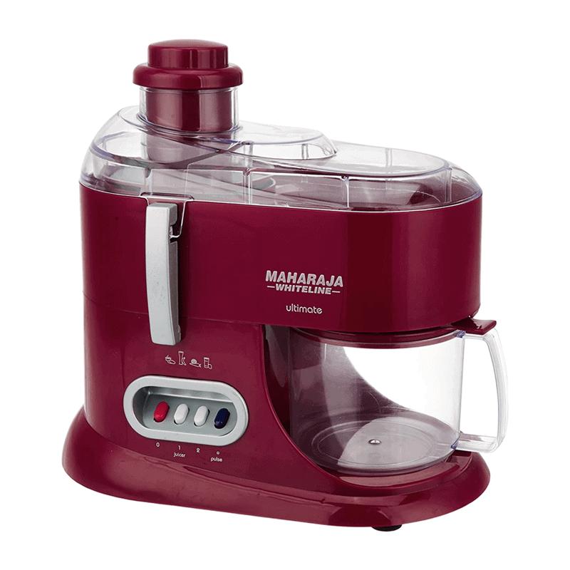 Maharaja Whiteline JMG 550-Watt Juicer Mixer Grinder