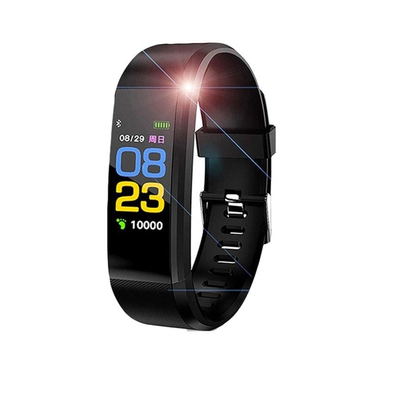 SHOPTOSHOP ID11501 Bluetooth Smart Fitness Band